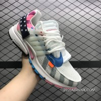 d538dc9c5e4 Outlet Men Parra OFF-WHITE X Nike Air Presto 2.0 Running Shoes SKU 70539