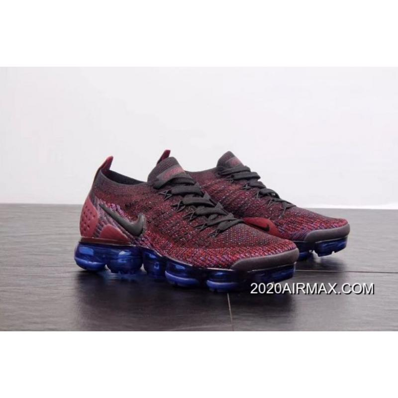 purchase cheap e883f 562b2 Men Nike Air VaporMax 2018 Flyknit Running Shoes SKU:9151-381 2020 New Style