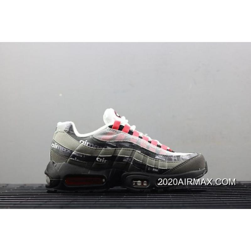Nike New Releases 2020 Men Nike Air Max 95 Running Shoe SKU:178406 337 2020 New Release