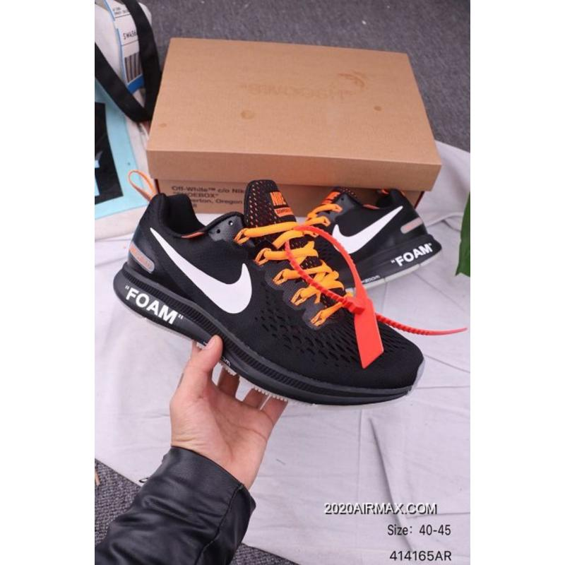 buy online 3b47c 33f80 2020 Outlet Men OFF-WHITE X Nike Air Zoom Structure Shield Running Shoe  SKU:173216-475