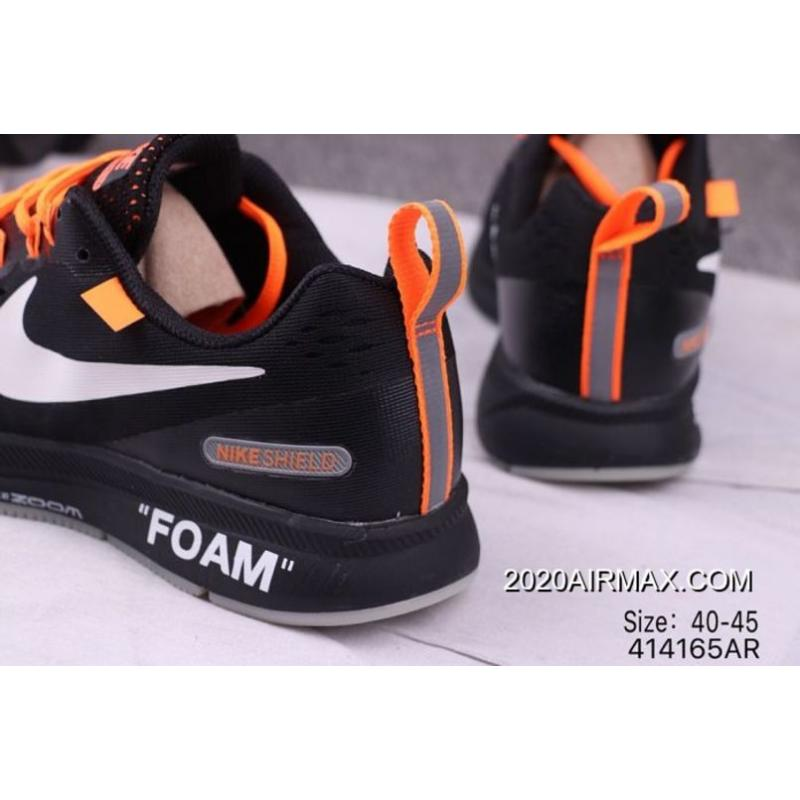 fcc4746bcfcf7 ... 2020 Outlet Men OFF-WHITE X Nike Air Zoom Structure Shield Running Shoe  SKU: ...