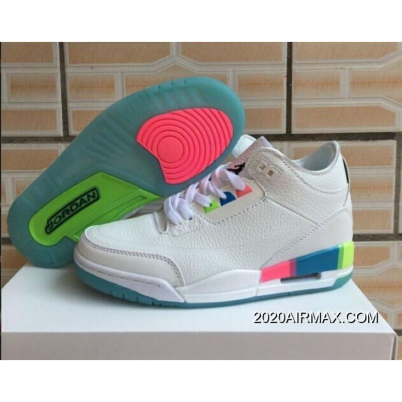 quality design 85bd3 0a02a 2020 Best Women Air Jordan III Retro Sneakers SKU:103337-230