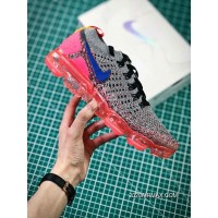 6960f16333 Women Nike Air VaporMax 2018 Flyknit Sneakers SKU:109964-305 2020 Authentic